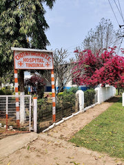 Chota Tingrai Tea Estate Hospital