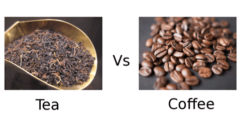 Tea vs coffee why i'm never going back