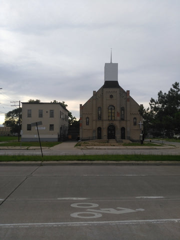 Church in Detroit.