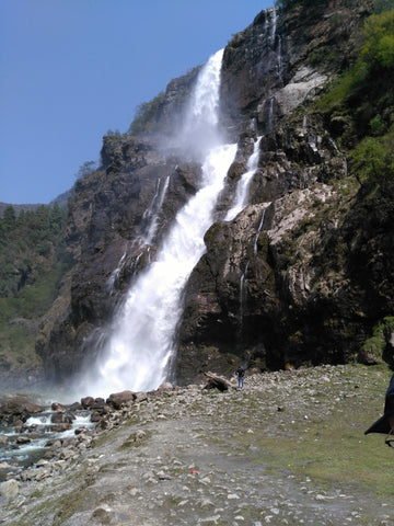 Jang Waterfall