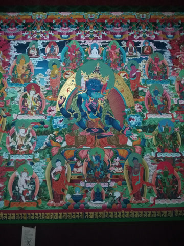 Monastic Murals in Tawang District