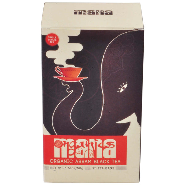Mana Organics Assam Black Tea Bags