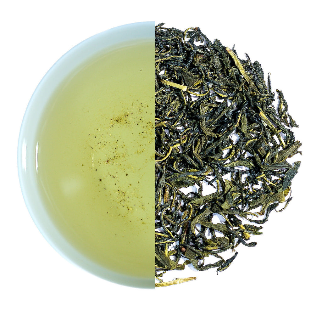 Mana Organics Super Twist Organic Green Tea - A New Type of Assam Sencha