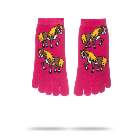 PONY TOE SOCKS (KIDS)