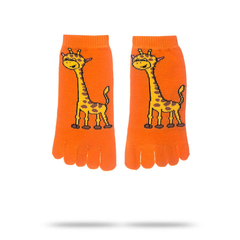 GIRAFFE TOE SOCKS (KIDS)