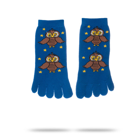 OWL TOE SOCKS (KIDS)