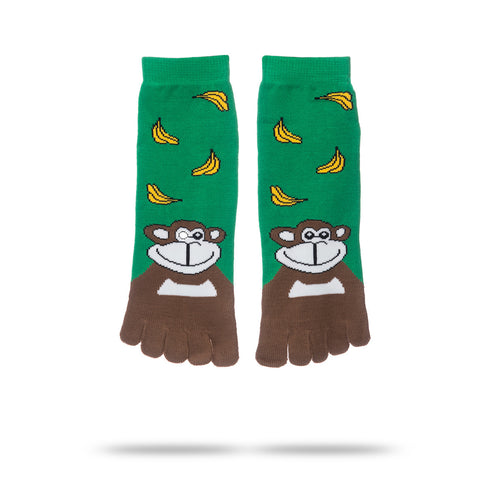 MONKEY TOE SOCKS