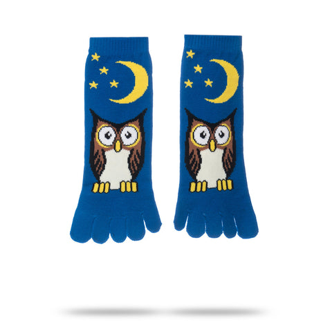 OWL TOE SOCKS