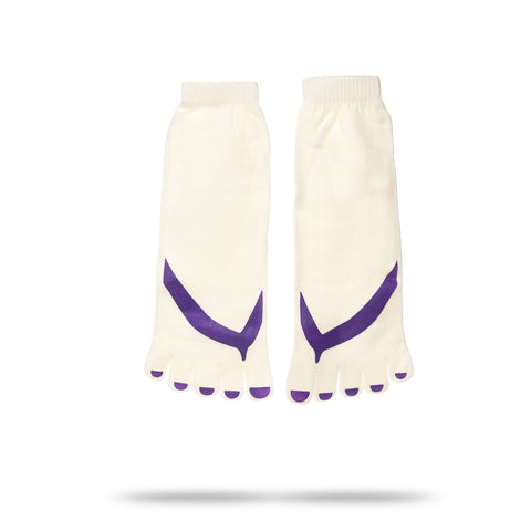 TOE SOCKS - PURPLE