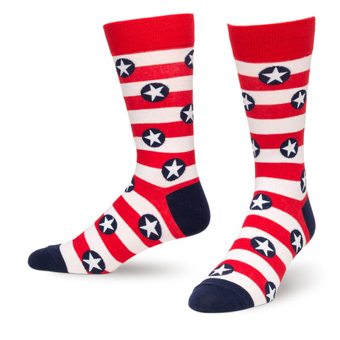 Patriotic Socks