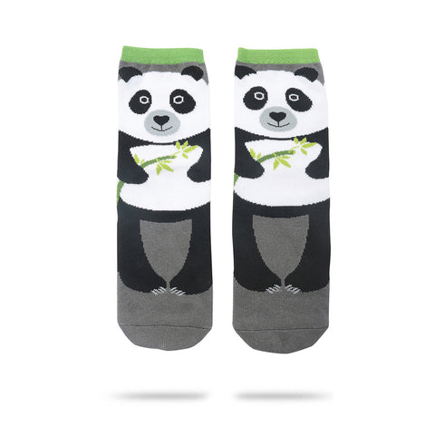 Panda Slipper Sock
