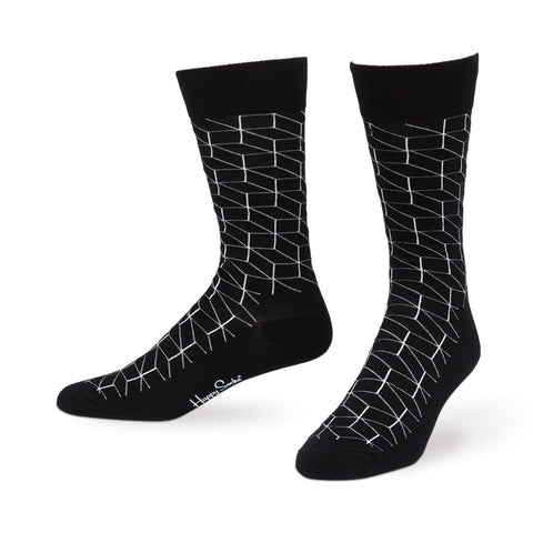 BLACK OPTIC SOCK