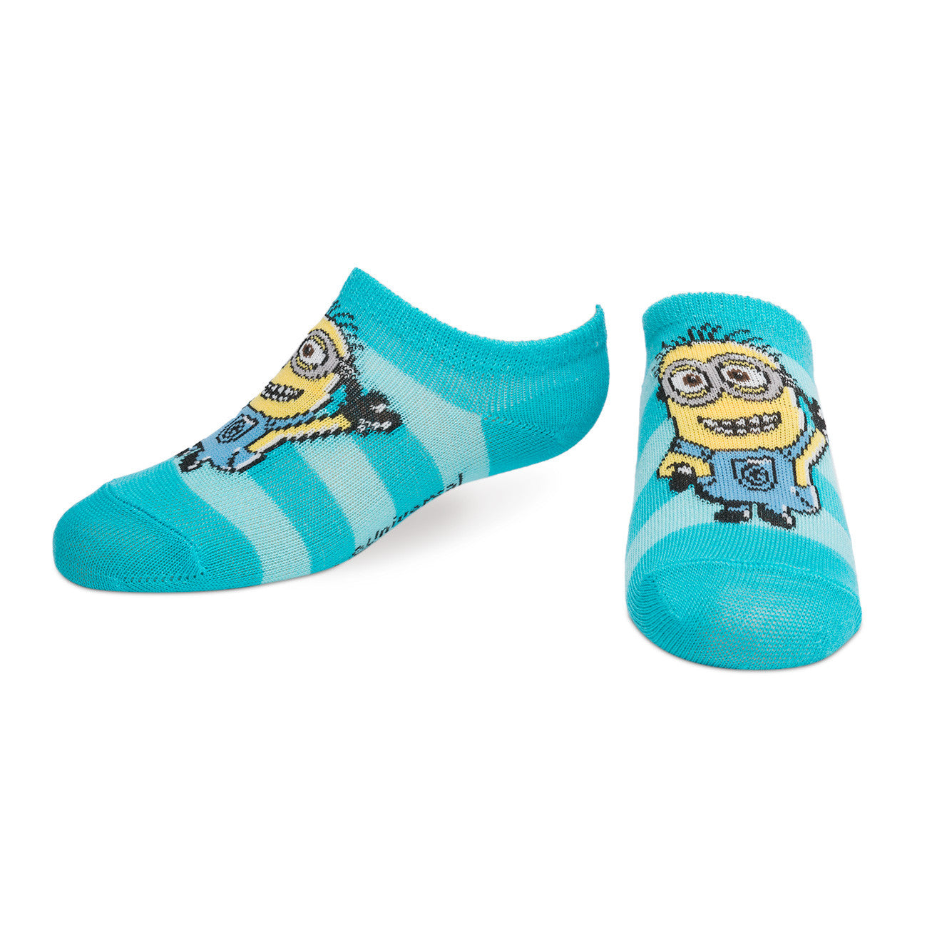 Despicable Me Minion Girls Stripes