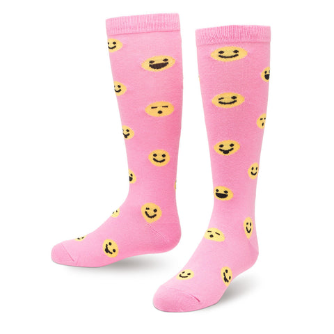 Emoticons Knee High