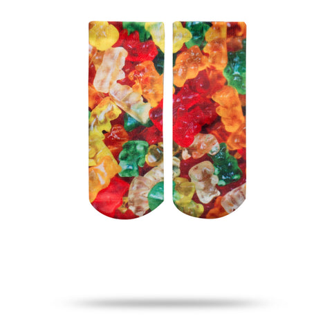 Gummy Bears Ankle Socks