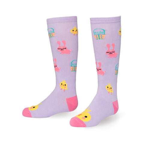 HOPPY EASTER-YOUTH KNEE HIGH