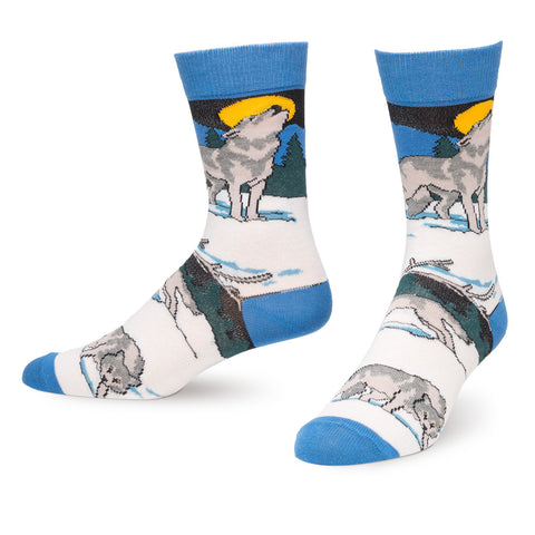 TIMBER WOLVES SOCKS