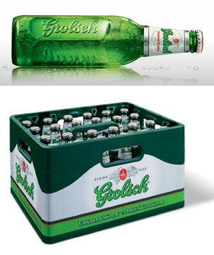 Crate Of Grolsch