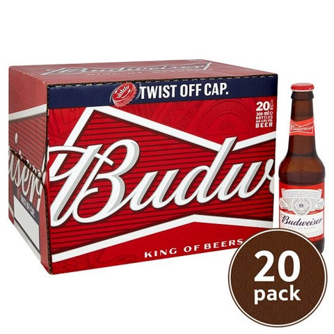 Crate Of Budweiser