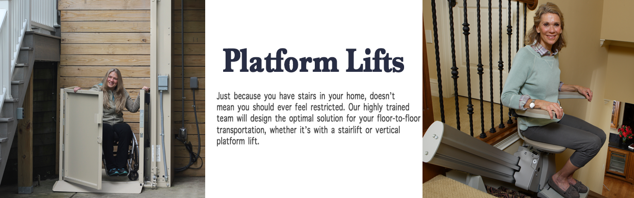 Completed Projects - Platform Lifts