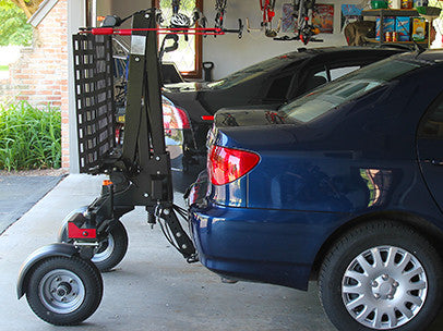 Bruno Chariot Scooter Vehicle Lift Safe Home Pro