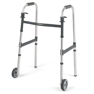 Invacare 2-Wheel Junior Paddle Walker