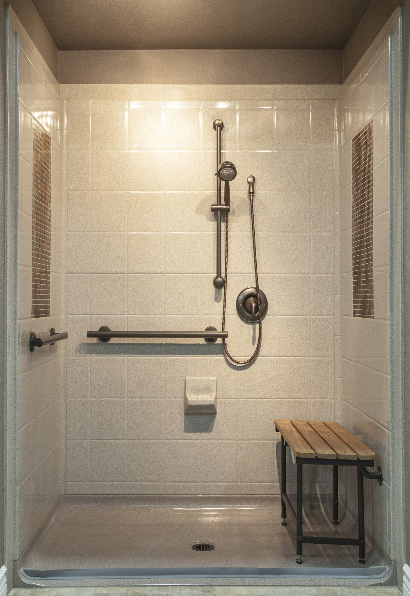 Walk In Showers Bathroom Remodeling Ada Compliant Safe