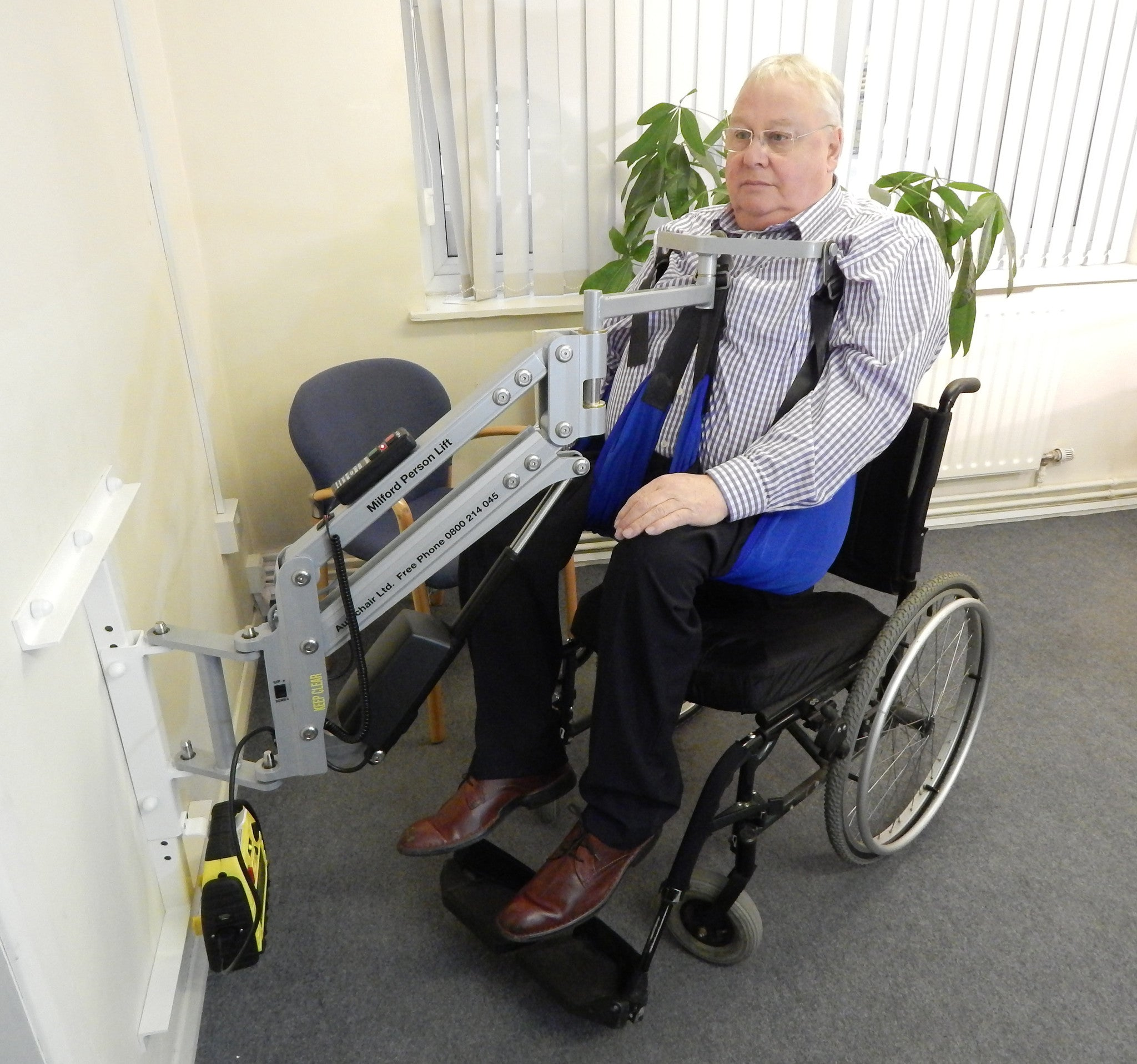 Milford Patient Lift by Pride Mobility – Safe Home Pro