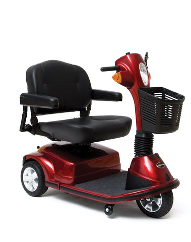 Heavy Duty 3-Wheel Maxima Mobility Scooter - 500 lb Capacity