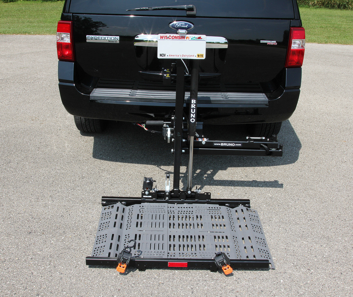 Bruno Out-Sider ASL-250 Exterior Vehicle Lift