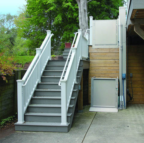 Vertical Platform Lift for Wheelchairs (VPL)