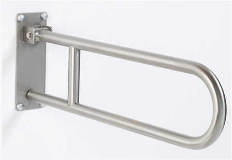 Flip-Up/Swing-Up Grab Bars Professionally Installed