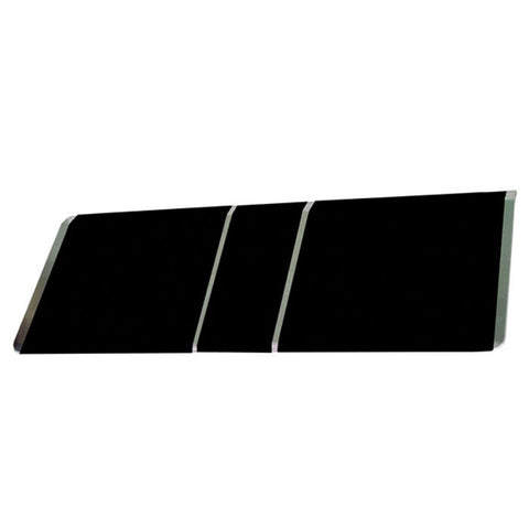 "PVI Bariatric Aluminum Threshold Ramp (1.5"" - 4"")"