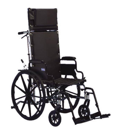 "Invacare 9000 XT High Performance Recliner Wheelchair 16"" & 18"""