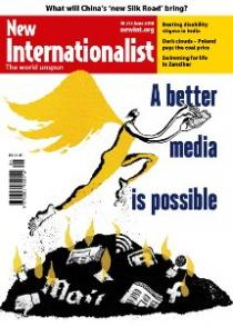 A Better Media is Possible NI 513 - June 2018 - New Internationalist New Zealand