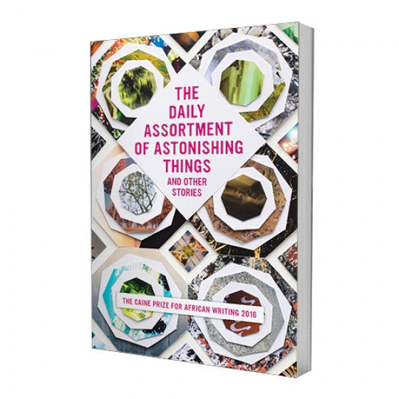 ebook: The Daily Assortment of Astonishing things and Other Stories - Caine Prize For African Writing 2016 - New Internationalist New Zealand