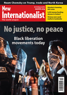 No Justice, no peace- NI 510 - March 2018 - New Internationalist New Zealand