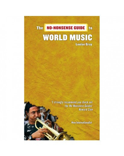 eBook: The No Nonsense Guide to World Music - New Internationalist New Zealand