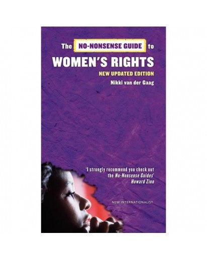 eBook: The No Nonsense Guide to Women's Rights - New Internationalist New Zealand