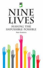 eBook:  Nine Lives - Making the impossible possible - New Internationalist New Zealand