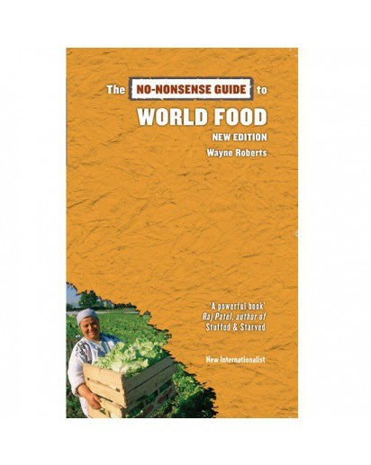 eBook: The No Nonsense Guide to World Food - New Internationalist New Zealand