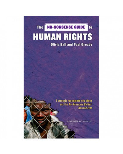 eBook: The No Nonsense Guide to Human Rights - New Internationalist New Zealand