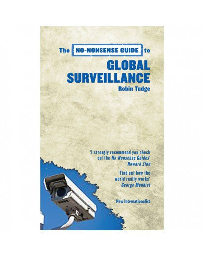 eBook: The No Nonsense Guide to Global Surveillance - New Internationalist New Zealand
