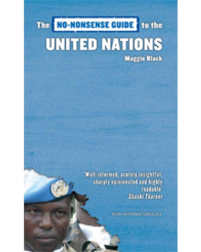 eBook: The No Nonsense Guide to the United Nations - New Internationalist New Zealand
