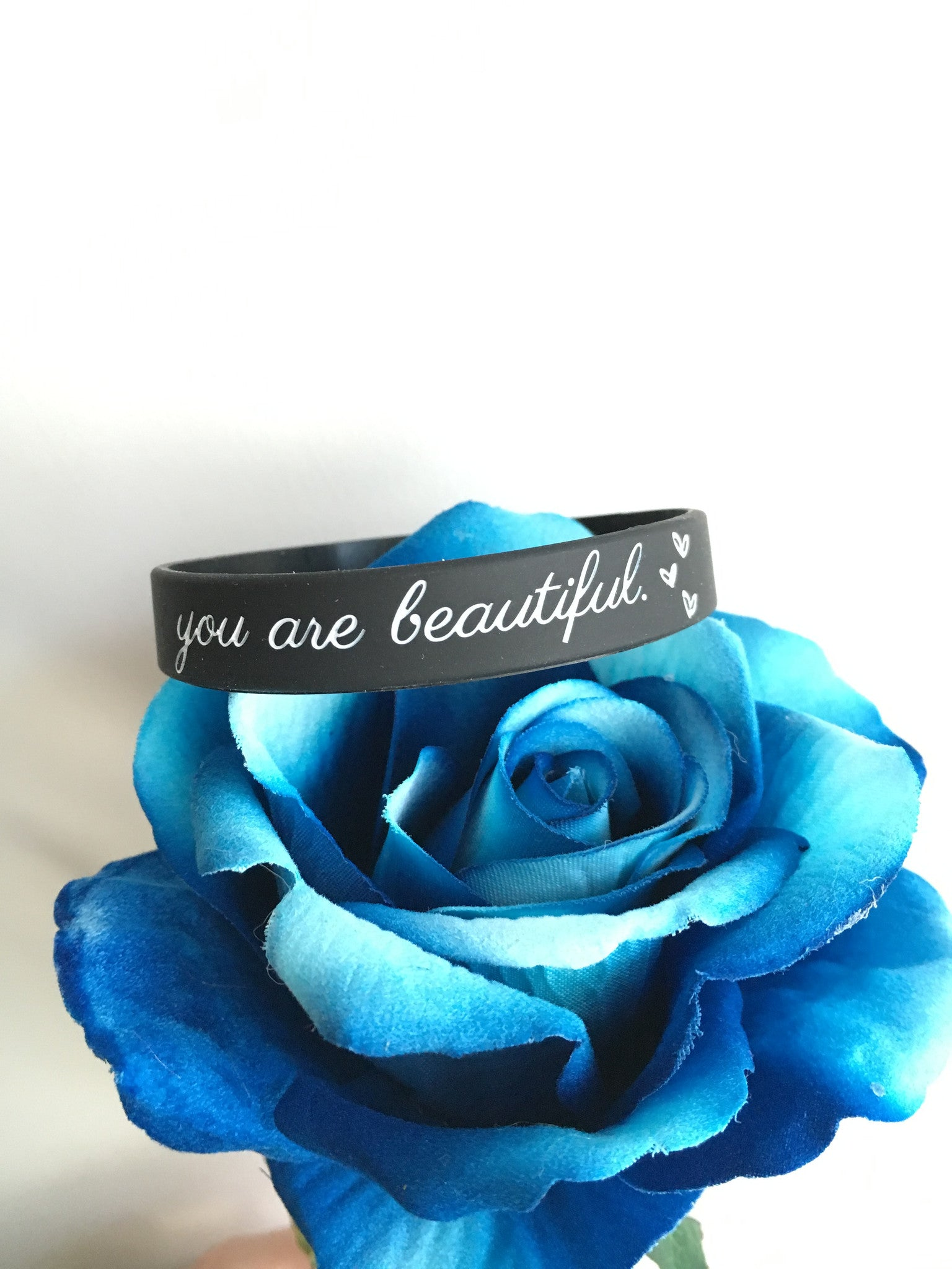 """you are beautiful."" Bracelet ♥ - Underlying Beauty - 3"