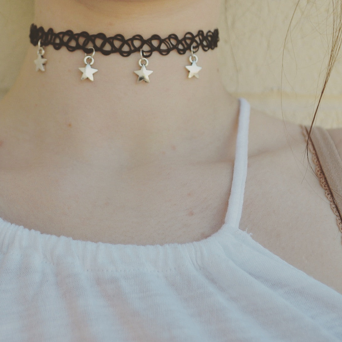Starlight Choker ♥ - Underlying Beauty - 1