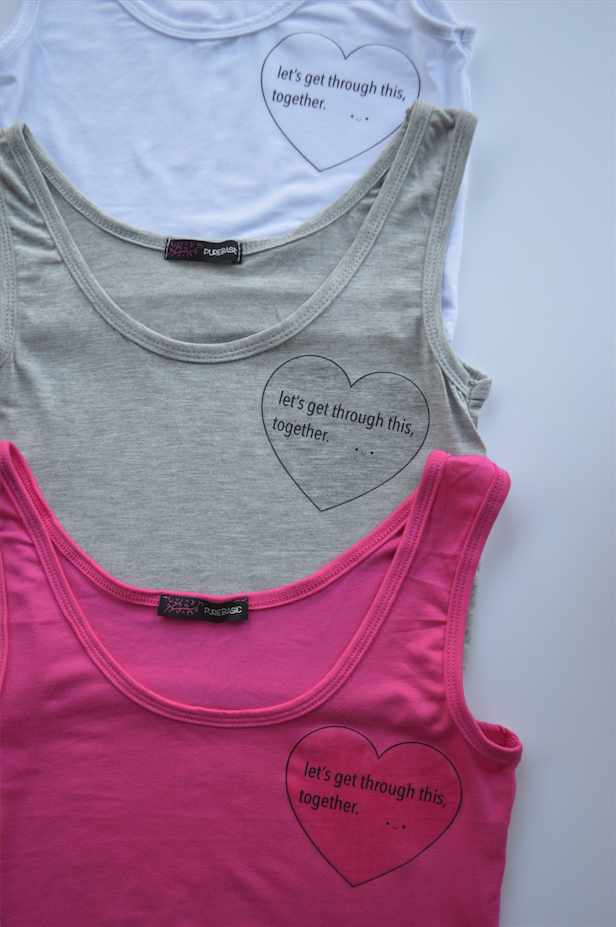 Recovery Crop Top Shirt ♥ - Underlying Beauty - 7