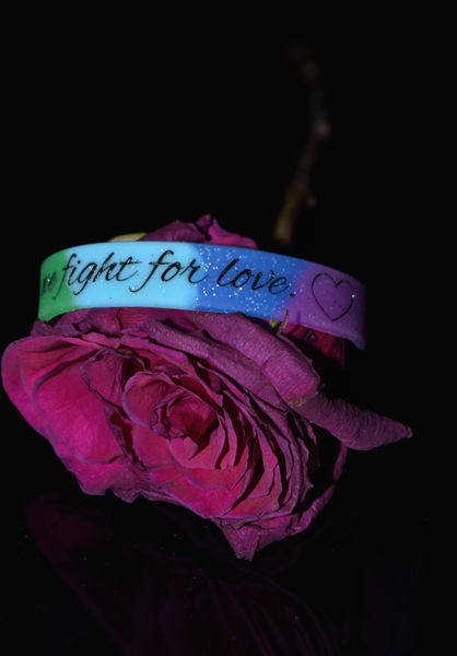 """we fight for equality, we fight for love."" Equality Bracelet ♥ - Underlying Beauty - 1"