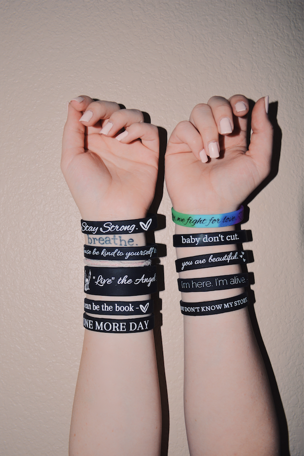 3 Mix + Match Bracelets For Self Love And Depression // Recovery