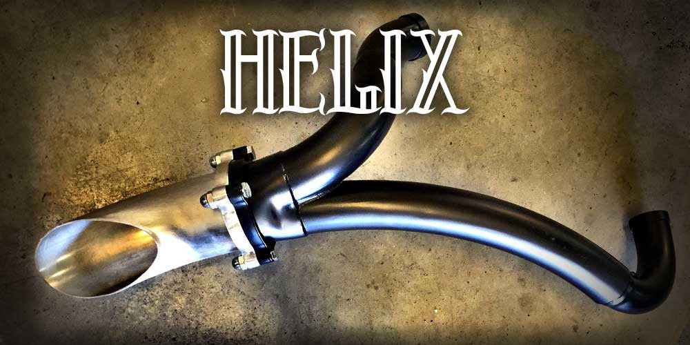 SIKPIPES ORIGINAL HELIX